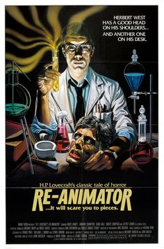 Re-Animator 1985 Movie