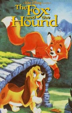 The Fox and the Hound..never cried so hard in a movie