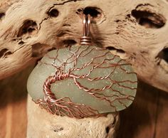 Tree of Life Pendant by CreativeCountryBumpk on Etsy