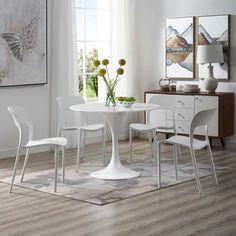 Tulip Pedestal Dining Table Raw Mango Tables Dining Tables - Tulip pedestal dining table