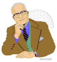 Culture Mapping to analyze the transcripts of Buckminster Fuller's Everything I Know. A data visualization by scenarioDNA, a consulting firm that specializes in reading cultural change. Buckminster Fuller, Great Thinkers, Data Visualization, I Know, The Twenties, Everything, Reading, Reading Books
