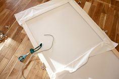 障子紙を貼り替えるようように布を張り替える習慣