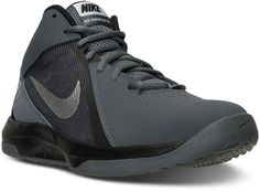 official photos 12c56 bb0e0 Nike Men s The Air Overplay IX BBK Basketball Sneakers from Finish Line    Reviews - Finish Line Athletic Shoes - Men - Macy s