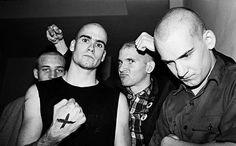 Henry Rollins and Ian MacKaye
