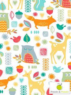 pomelo & pomelo via Print & Pattern