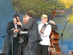 Steve Martin and the Steep Canyon Rangers live at Jazz Fest playing the most smokin' OBS I've ever seen or heard, live or recorded.  Nicky Sanders on fiddle is amazing!