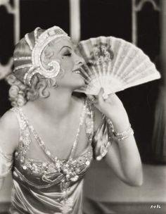 Myrna Loy, 1920s.