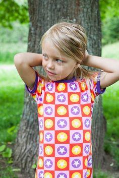 Childrens fabric and fabrics, Sewing, sy, sytt, nähen, liandlo, kinderstoffe, stoff, kangas, tyg, tyger, Fabric for children, sewing, star, stars