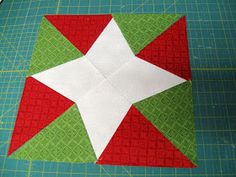 Happy Quilting: The Christmas Star on TNT Thursday!!