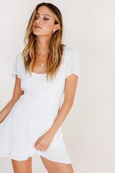 6ab9f4652c 15 Best THE MARGO MINI DRESS - WHITE images