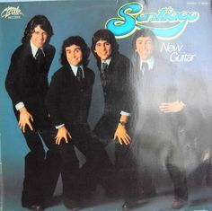 Santiago - New Guitar GER 1974 Lp mint