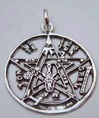 El Tetragramatón - Un amuleto de Protección Muy Poderoso
