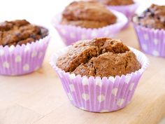 Gezonde chocolademuffins – FOOD | Chicks Love Little Ones | Bloglovin'