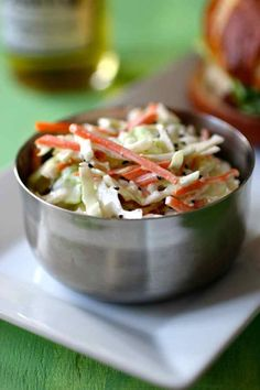 Coleslaw - Traditional American Recipe | 196 flavors
