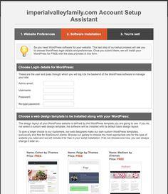 Set up a new WordPress Blog Using SiteGround
