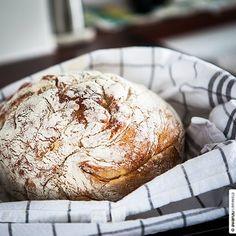 No-knead bread, © avaruusasema