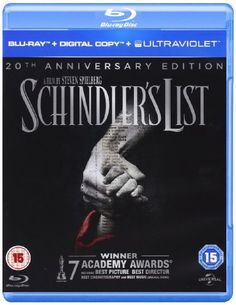 awesome Schindler's List [Blu-ray]