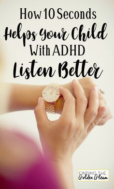 How to Help Your Child with ADHD Listen Better to Directions