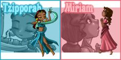 Tziporah: Her legs look a bit off position wise but other than that I absolutely love it. Tzipporah and Miriam Patches Disney Movie Characters, Disney Movies, Fictional Characters, Ancient Civilizations, Egyptians, The Bible Movie, Prince Of Egypt, Black Women Art, Cartoon Art Styles