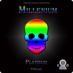 """Wer mich kennt, oder wer aufmerksam die Erfahrungsberichte auf dieser Seite liest, der weiß, dass ich meine liebsten Räuchermischungen jene sind, die den Namenszusatz """"Gold"""" tragen. Auch wissen diese Freunde und Stalker, dass ich der Millenium Reihe sehr zugetan bin. Und deshalb war es nach dem mehrfachen Genuss der Millenium Gold für mich klar, dass ich auch mal die Millenium Platinum ausprobieren würde."""