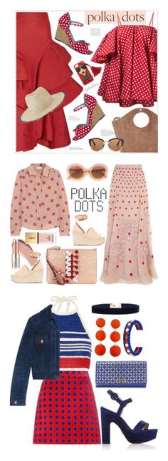 """""""Winners for So Dotty: Polka Dots"""" by polyvore ❤ liked on Polyvore featuring Anna October, Rosie Assoulin, Inverni, Ruby Shoo, Marni, PolkaDots, RED Valentino, Temperley London, Anya Hindmarch and Burberry"""