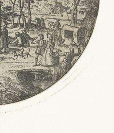De jacht, Cornelis Anthonisz., Jan Ewoutsz., Albrecht Dürer, 1541 - Search - Rijksmuseum