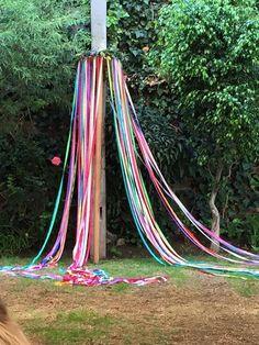 May Pole Circulo Wicca de México