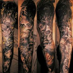 Tattoo sleeve shirt - #sleeve #tattoo Check more at http://tattoo1deas.com/tattoo-sleeve-shirt/