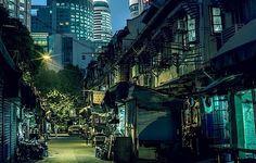 Shanghai Night – Nächtliche Fotografien von Nicolas Jandrain - detailverliebt.de