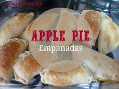 Traditional How to make apple pie empanadas ~ a yummy real food dessert!..., ,