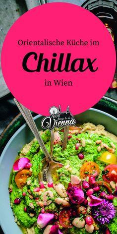 Im Restaurant Chillax in Wien kannst du orientalische Küche genießen. Mit unserem Gutschein bekommst du sogar einen Orientteller zu deiner Hauptspeise gratis dazu. Happy Hour, Vienna, Travelling, Cabbage, Restaurant, Vegetables, Food, Gift Cards, Food Food