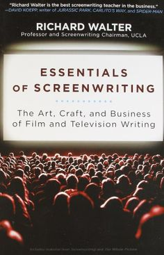Pinterest the worlds catalog of ideas essentials of screenwriting the art craft and business of film and television writing fandeluxe Document