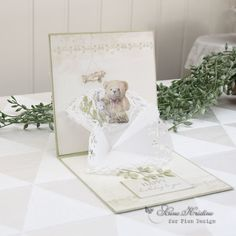 Anne's paper fun: Theodore and Bella - Pion Design