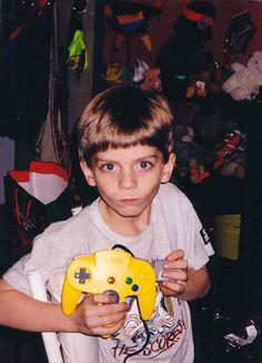 a young Mac DeMarco