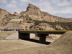 Lucía Corpacci celebró el Día del Camino con inauguración de puente