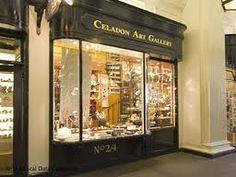 La galería de arte Celadon