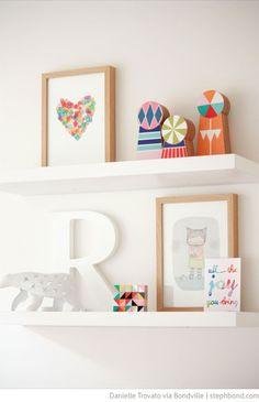 Bondville: Real Kids Room: Ruby's 2 Year Old Bedroom