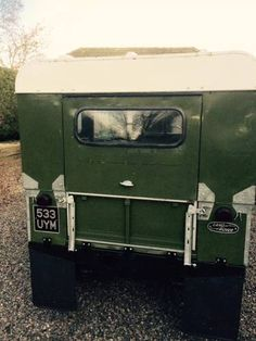 Series 1 Land Rover 86 inch left hand drive For Sale (1953)