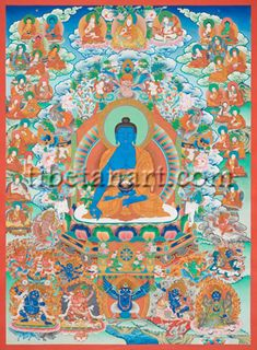 medicine buddha lineage