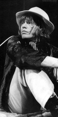 Brian Jones - 27, February 28, 1942 - July 3, 1969 I love this man an awful lot! <3