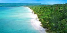 Đảo ngọc Koh Rong của Campuchia