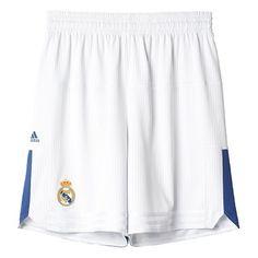 Real Madrid Basketball Home Shorts 2016/17: Real Madrid Basketball Home Shorts 2016/17 #RealMadridShop #RealMadridStore