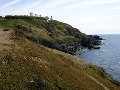 The Lizard is a peninsula in south Cornwall, England. The most southerly point of the British mainland is near Lizard Point.