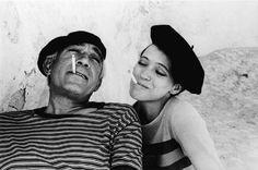 Picasso & Anna Karina