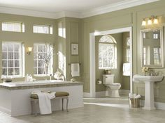 Key West bath collection from Mirabelle