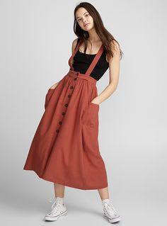 Muslim Fashion, Modest Fashion, Skirt Fashion, Fashion Dresses, Cute Casual Outfits, Pretty Outfits, Pretty Dresses, Stylish Dresses, Casual Dresses