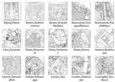 24 Best Colouring pages for adults - map images   Coloring pages ...