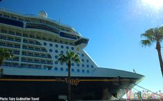 Vactioneering On The Fantasy, Disney's Newest Cruise Ship - Blogs - MiceChat