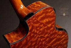 Greenfield G4.2 DADGAD The TREE Mahogany Guitar-SOLD