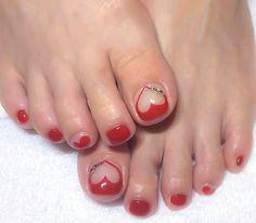 39 Easy Toe Nail Designs (30)